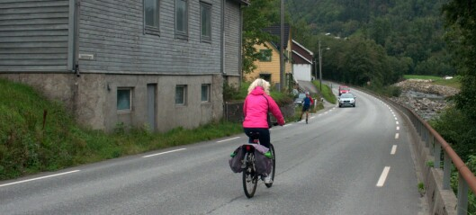 Can small towns be as bike friendly as large cities?