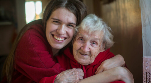 Adult children providing care for parents can lose income in the long-term