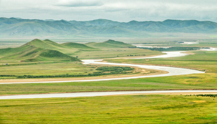 Chinese and Norwegian scientists have drilled an almost 600-meter deep hole into the Tibetan Plateau. This gives them a window into the past.