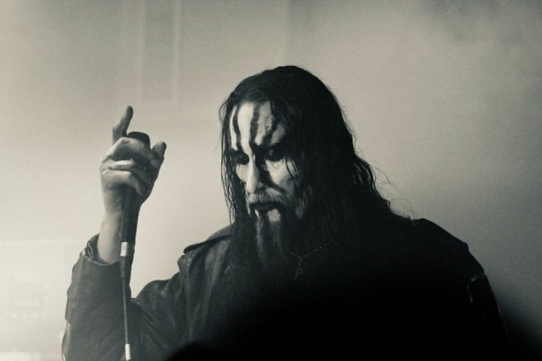 """""""Part of what makes the singer Gaahl (photographed) interesting is that he is one of few openly gay artists in the black metal milieu, both in Norway and internationally,"""" says Stan Hawkins, who studies popular music and gender."""