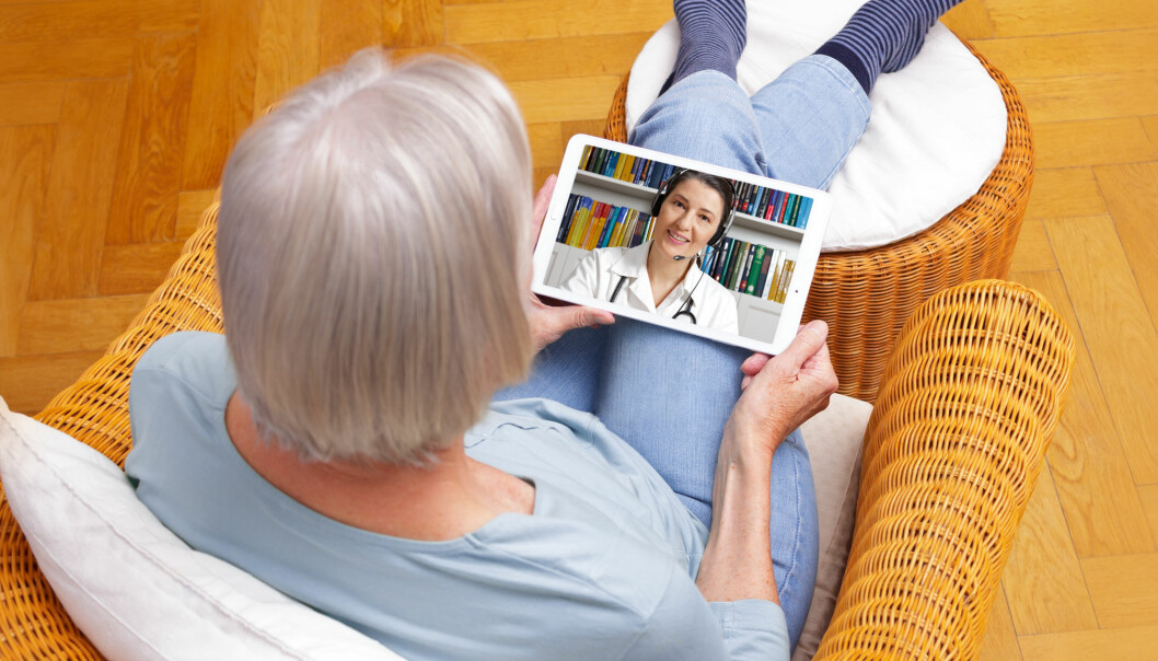 Studies in Norway find that urban women with higher education use digital medical services the most, while in Denmark it's the 80-year-olds in nursing homes who are top users.