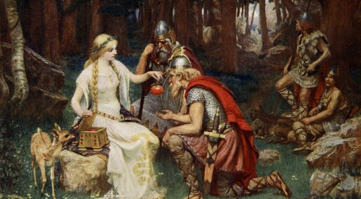 What did the Vikings really eat?
