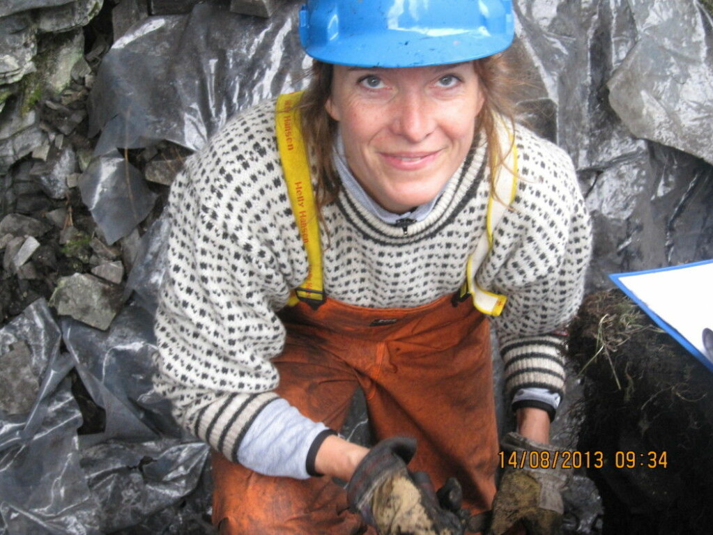 Lene Melheim is one of the researchers who is at the forefront of Bronze Age research in Norway and the Nordic countries.