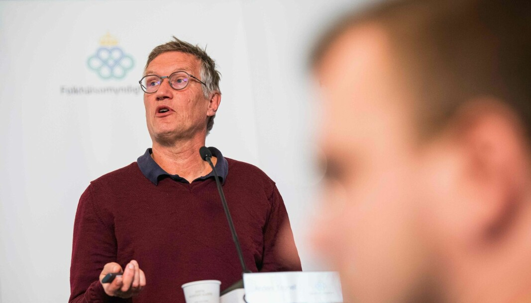 State Epidemiologist Anders Tegnell of the Swedish Public Health Agency has become the face of the Swedish strategy for handling the coronavirus. If Norway had followed the Swedish model, the country would, at the peak, have had more than three times as many COVID19-patients in hospitals, and more than 2,5 times as many deaths, according to NHH-researchers.