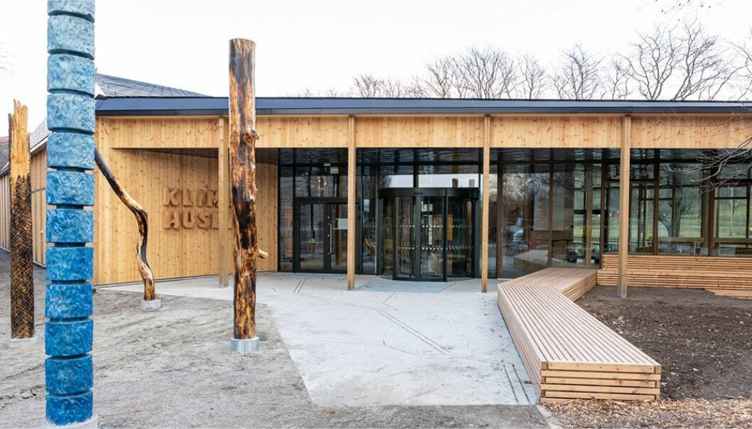 On Wednesday, 17 June, the new Climate House in Oslo's Botanical Gardens opened to the public.