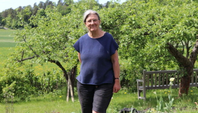 Linda Jolly thinks it's great that more gardeners want to make their own compost.
