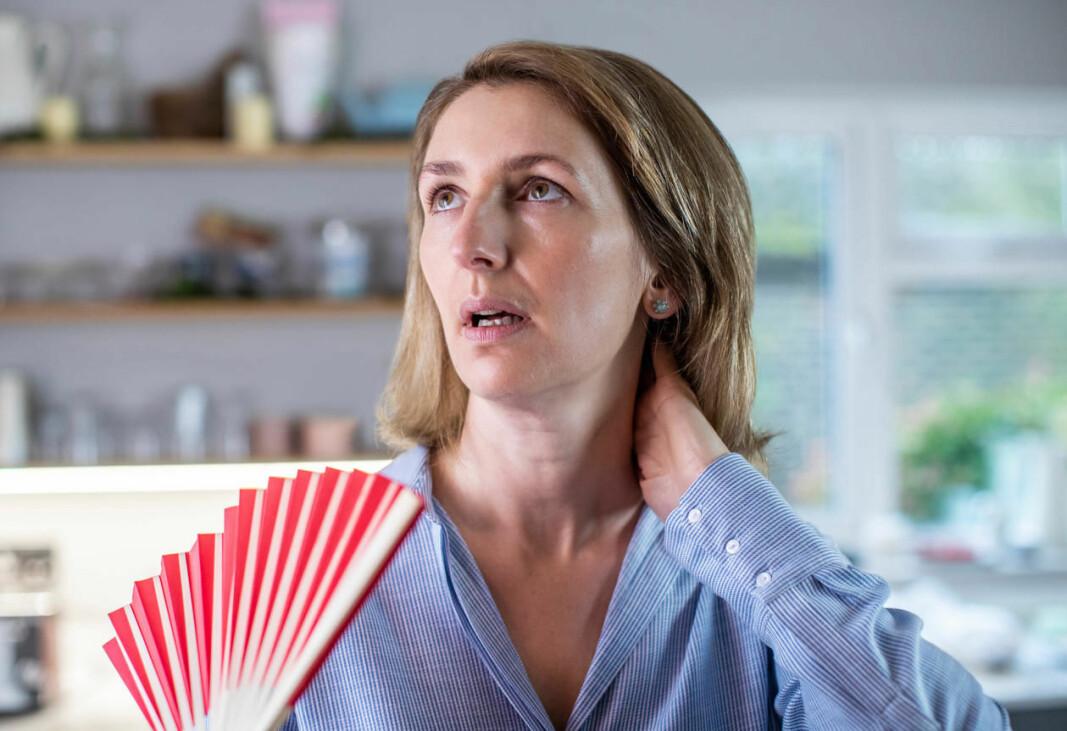 Women's biology change during menopause.