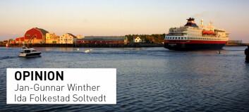 Norway needs coronavirus-style measures to start the green shift along the coast
