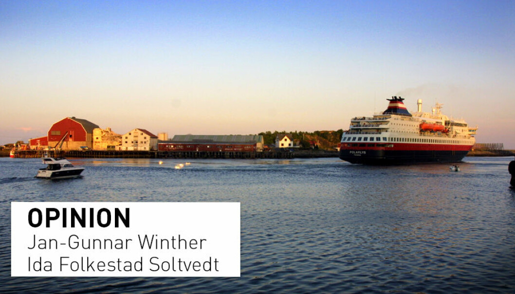 The coronavirus pandemic has shown that politicians are able to act swiftly in a crisis. Norwegian coastal communities and businesses would like to see the same resolute action to tackle climate change, according to Jan-Gunnar Winther and Ida Folkestad Soltvedt.