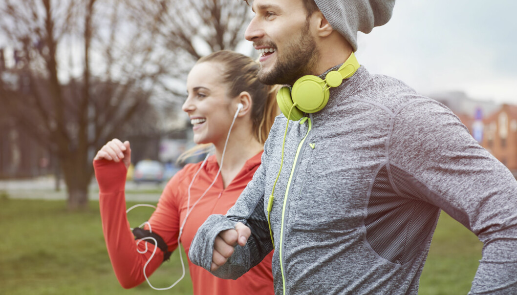 The results of a Norwegian study indicate that people who exercise consistently are healthier mentally. That's good news for everyone who's keeping up their training despite the closure of fitness centres during the corona pandemic.