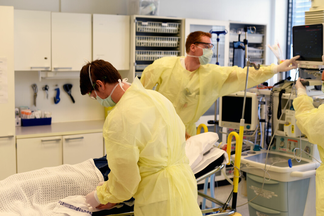 Ever since the first patients were admitted with COVID-19 to the emergency department at Bærum Hospital, researchers have systematically collected information on which symptoms could best predict a serious course of the disease.