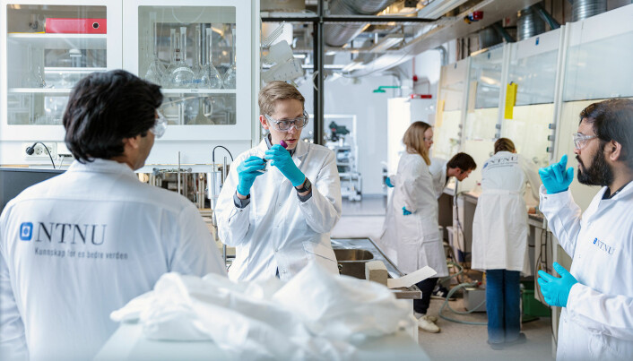 The Norwegian university that started a coronavirus test factory and supplied test facilities around the country