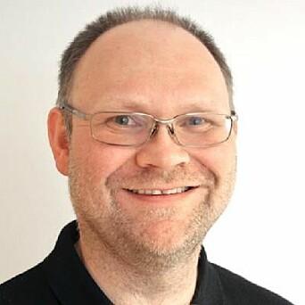 Ingve Simonsen, professor at NTNU's Department of Physics.