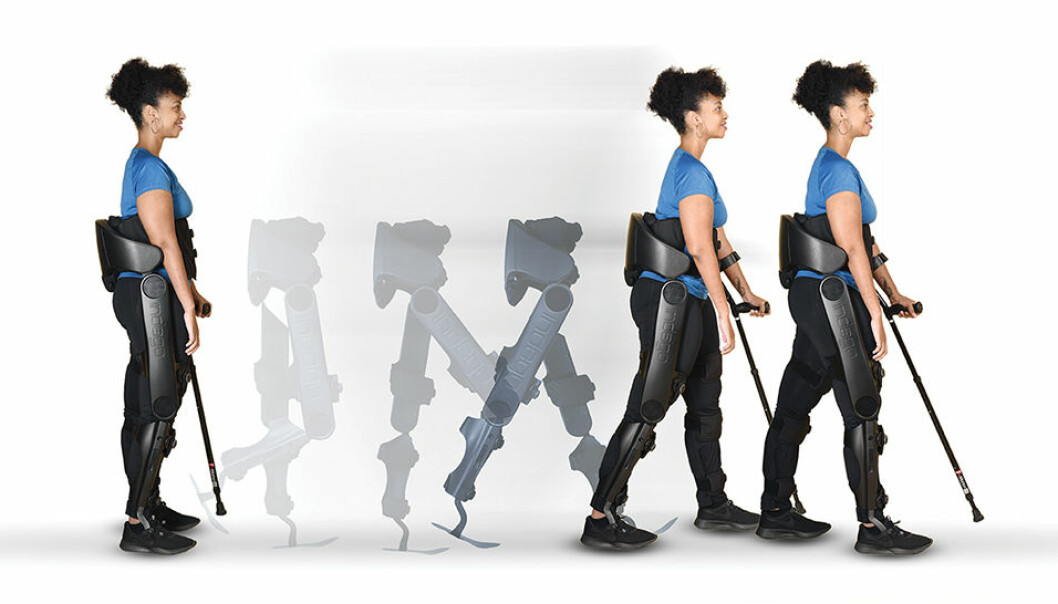 Exoskeletons can be a big help, but they are primarily developed to fit a western person of average height and weight. That means the technology is far from suitable for everyone. NTNU researcher urges change to accommodate more users.