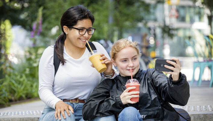 Why are teenagers drinking less alcohol than before?