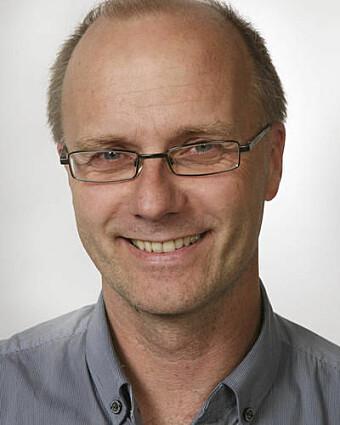 Petur Benedikt Juliusson is a professor at UiB's Department of Clinical Science.