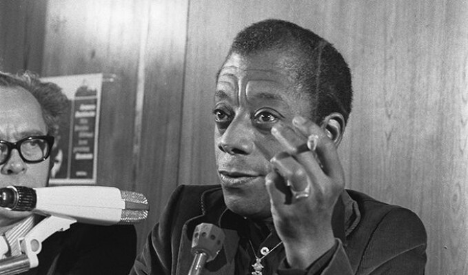 James Baldwin was an active figure in the public debate on racism, and Rebecca Scherr believes his fearless attitude still inspires many.