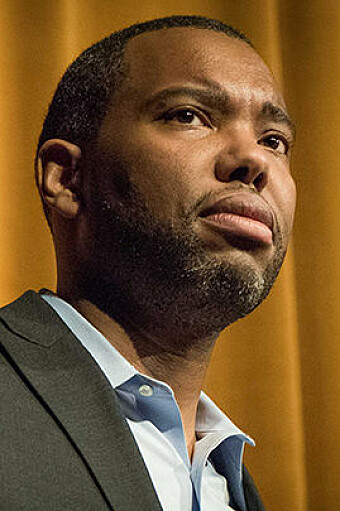 Ta-Nehisi Coates' literature explains the tensions in USA today, according to Scherr.