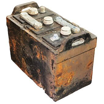 The main reason there is still lead in the environment: Used car batteries.