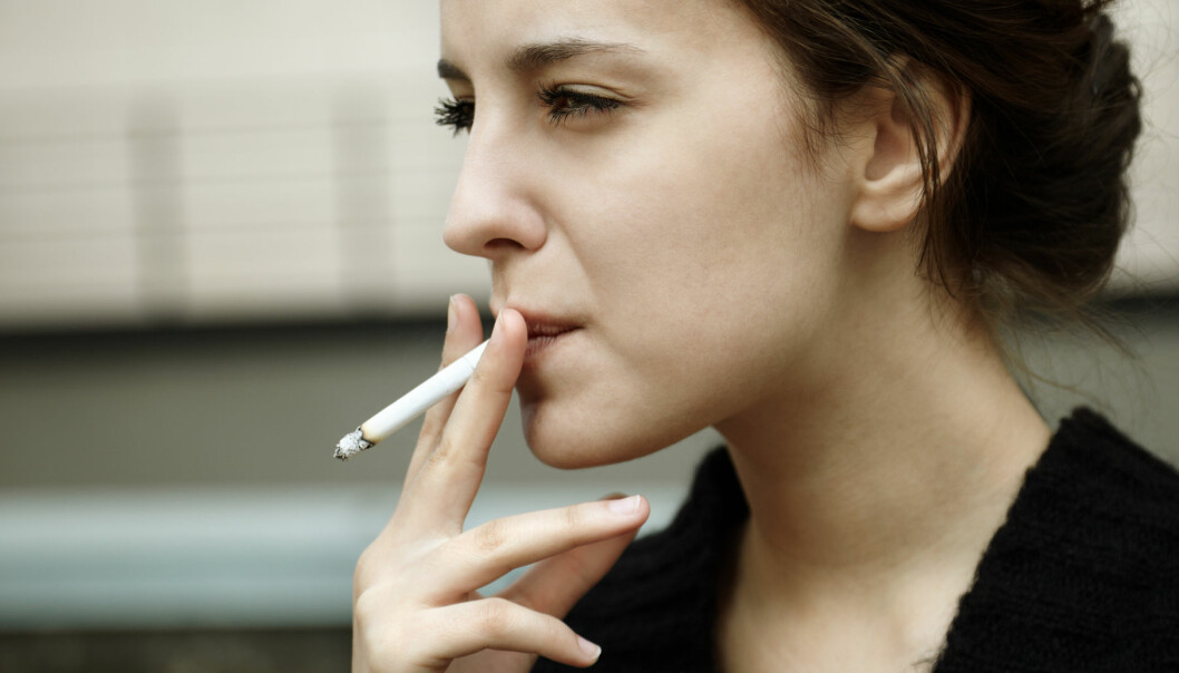 Men smoke more and longer than women in Norway. Still, the women have a higher risk of getting lung cancer and dying from it, according to a research from UiT The Arcit University of Norway.