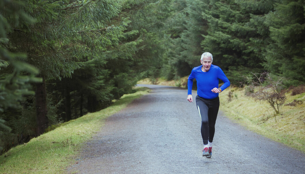High intensity interval training is really hard work, if it's done correctly. But research shows that the effort pays off when it comes to your health.