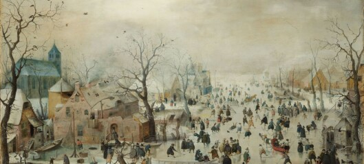 What actually started the Little Ice Age?