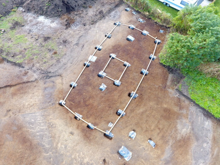 Remains of what may be a temple where Norse gods were worshiped found in Norway