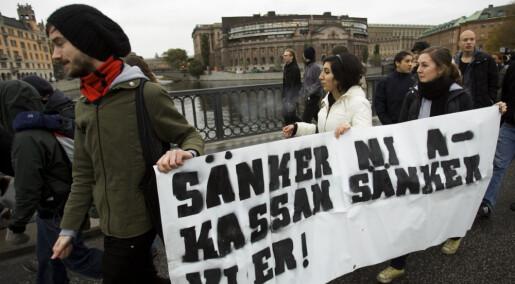 The far left: What happens when activist groups are labelled violent extremists?