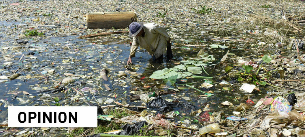 The 'plastic rivers' of Asia play a key part in the fight against plastic in the ocean