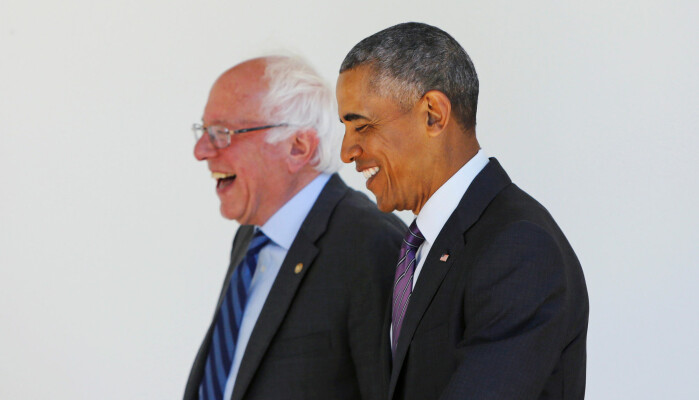 Both Bernie Sanders and Barack Obama have been interested in the Nordic model.
