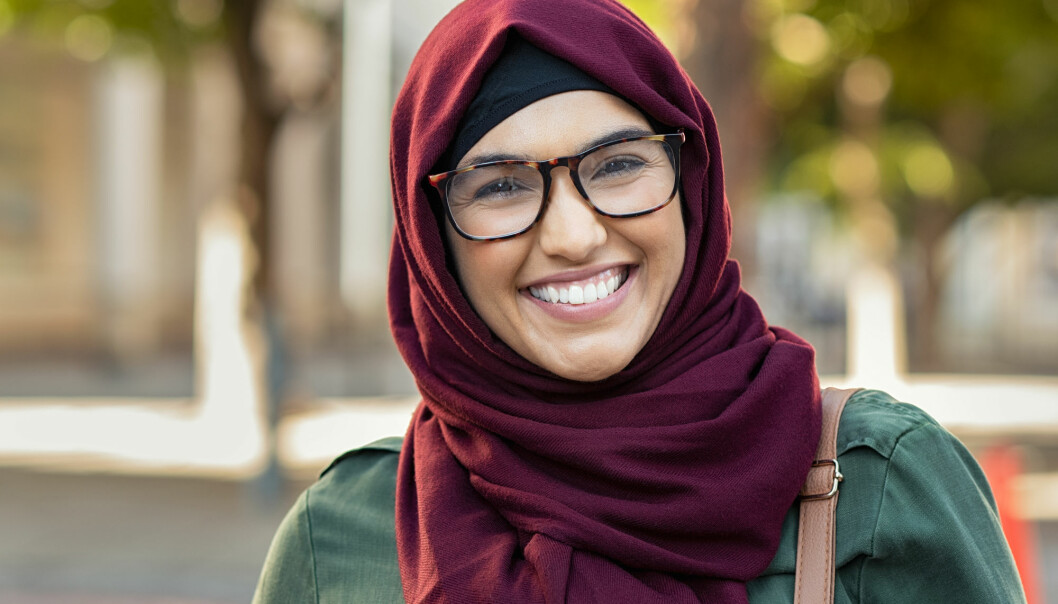 Several Muslims interviewed in a new survey have had positive experiences with answering people who verbally attack them by being kind and initiating a two-way conversation. But practitioners of this strategy pay a price. It's exhausting to have defend yourself all the time.