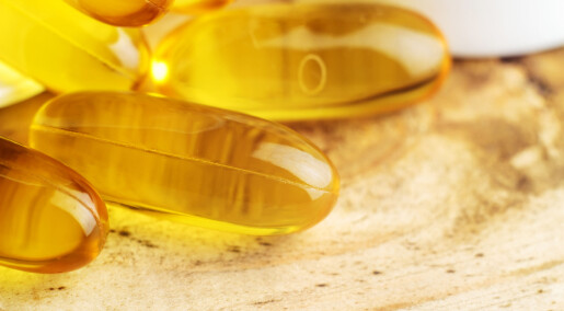 Preliminary data suggest that cod liver oil users have lower risk of getting COVID-19