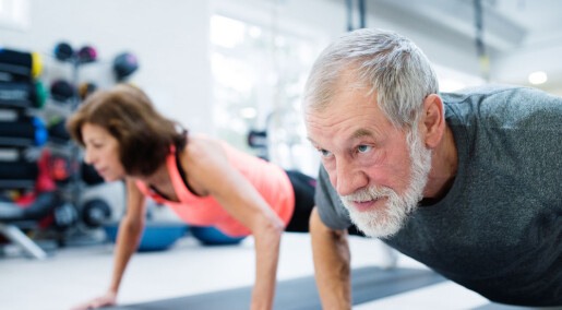 Overly enthusiastic 70-year olds messed up study on physical activity