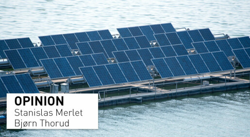 Floating solar power connected to hydropower might be the future for renewable energy