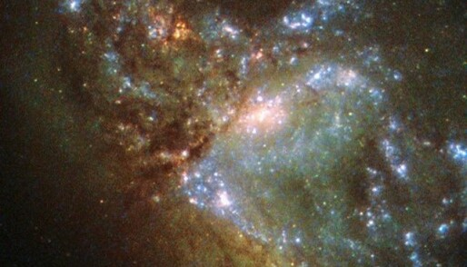 How are galaxies formed?