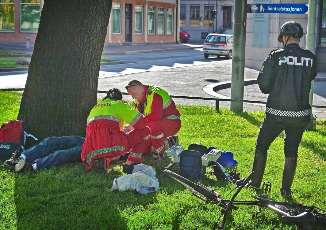 Every year, nearly 260 people in Norway die from an overdose. For years, Norway has held a very unenviable top position in European overdose statistics.