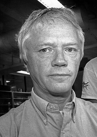 Rolf Seljelid, photographed in the early 1990s.