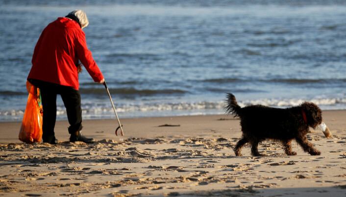 We have to clean up our approach to cleaning up beaches, researcher says