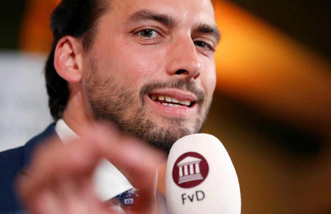 Dutch politician Thierry Baudet resigned from his position as the leader of the Forum for Democracy this week.