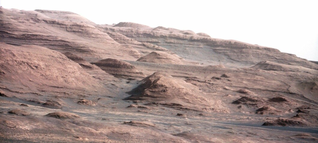 Study finds signs of ancient megafloods on Mars – pure speculation, says professor in Norway