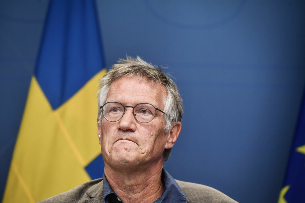 State epidemiologist Anders Tegnell is the face of the Swedish coronavirus strategy. Swedish researcher Therese Sefton doesn't think that Sweden will ever admit that they chose the wrong strategy in March 2020.