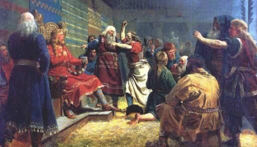 Here's how Vikings celebrated Christmas
