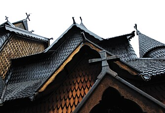 Norway's wooden stave churches are are a demanding heritage to maintain