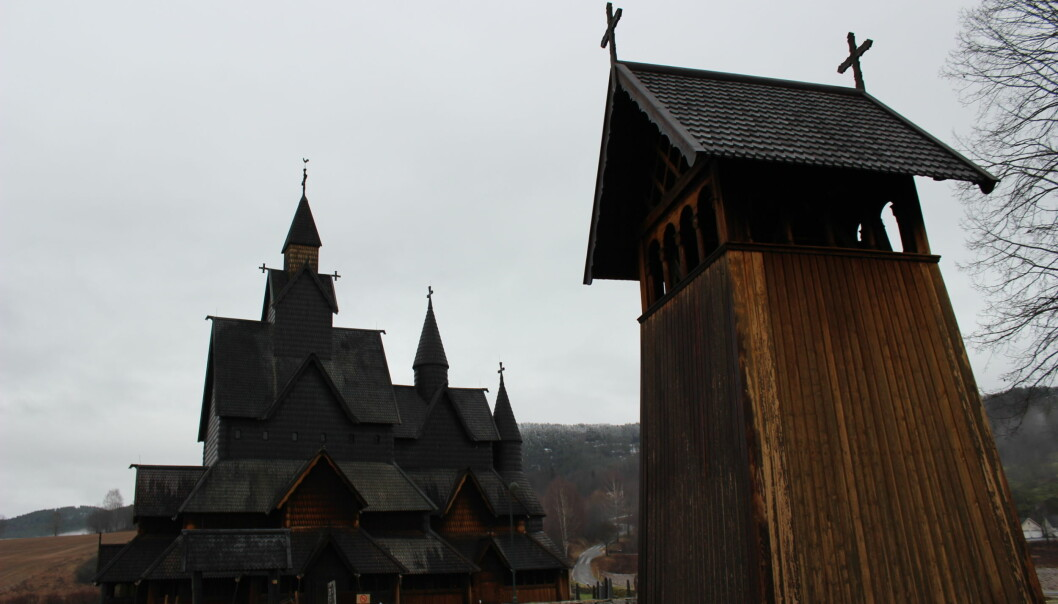 No one knows how old Heddal Stave Church is, but it is mentioned in a document from the year 1315.