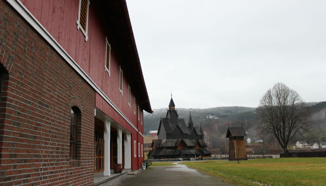A larger church was built in Heddal, and this so called barn church is more practical and warmer in winter. But the stave church is still used for services during the summer. It is popular for weddings.