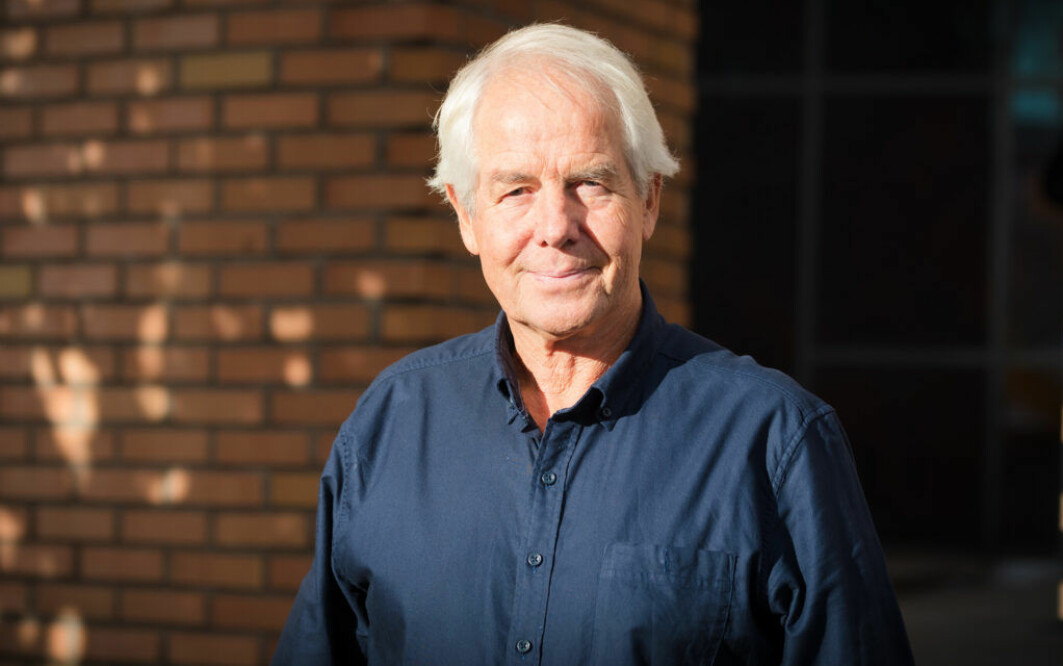 Professor Bjarne Bogen