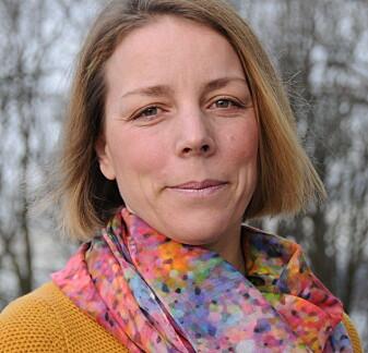 Anna Wargelius uses CRISPR to make salmon sterile.