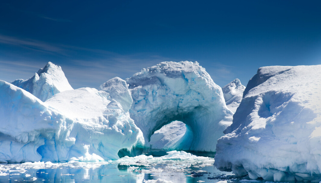 Icebergs in Antarctica started a chain reaction that led to ice ages.