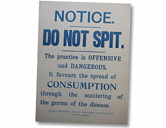 Tuberculosis and cholera gave us sewage systems and posters against spitting. What will the coronavirus leave us with?