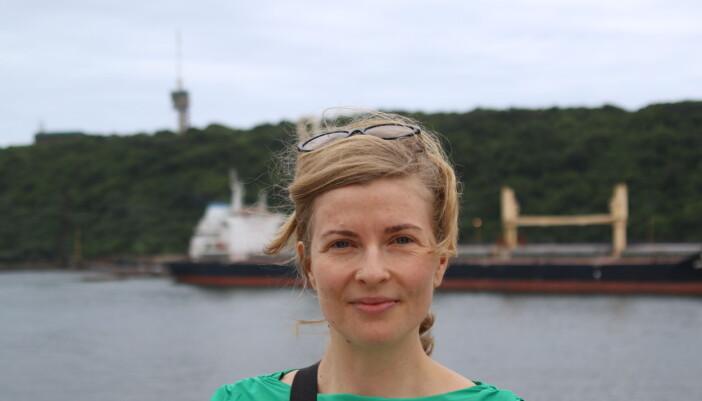 Margit Hildegard Simon studies climates of the past at Norce, the Norwegian Research Centre.